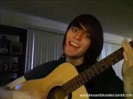 "shane dawson ""plays"" گٹار"