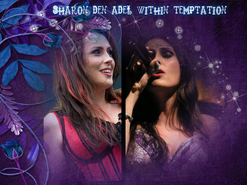 sharon tanière, den adel within temptation