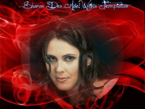sharon yungib adel within temptation
