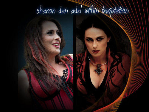 sharon höhle, den adel within temptation