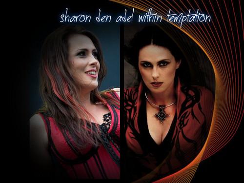 sharon tanière, den adel within temptation