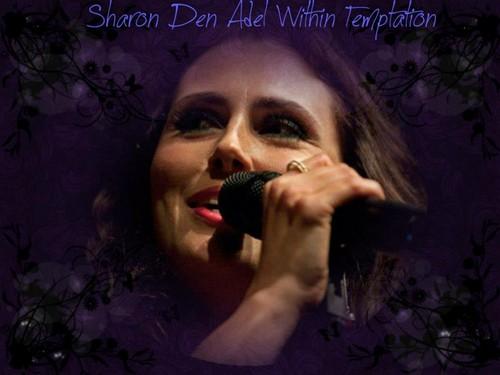 sharon मांद, डेन adel within temptation