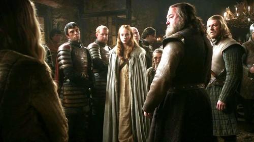 starks and robert