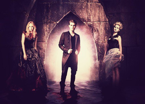 stefan caroline and rebekah