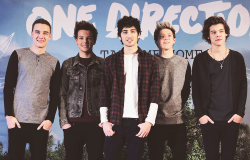 the boys <3