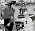 the troble makers!!! - michael-jackson photo