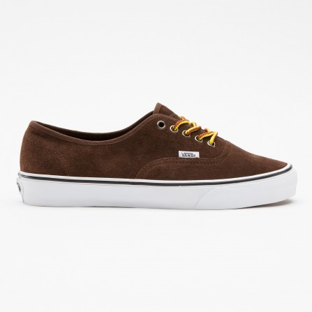 vans authentic marron