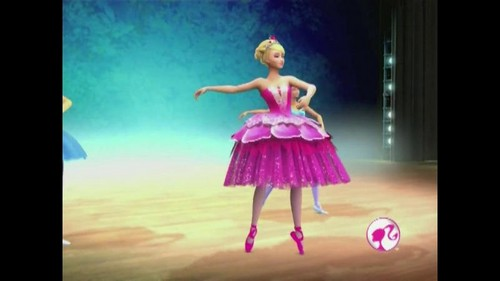 wow barbie in the pink shoes
