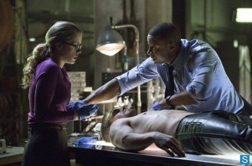 Oliver & Felicity fond d'écran entitled 1x14 The Odyssey
