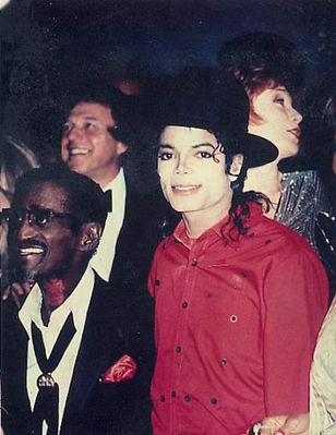 """60th Anniversary Celebration"" For Sammy Davis, Jr. Back In 1989"