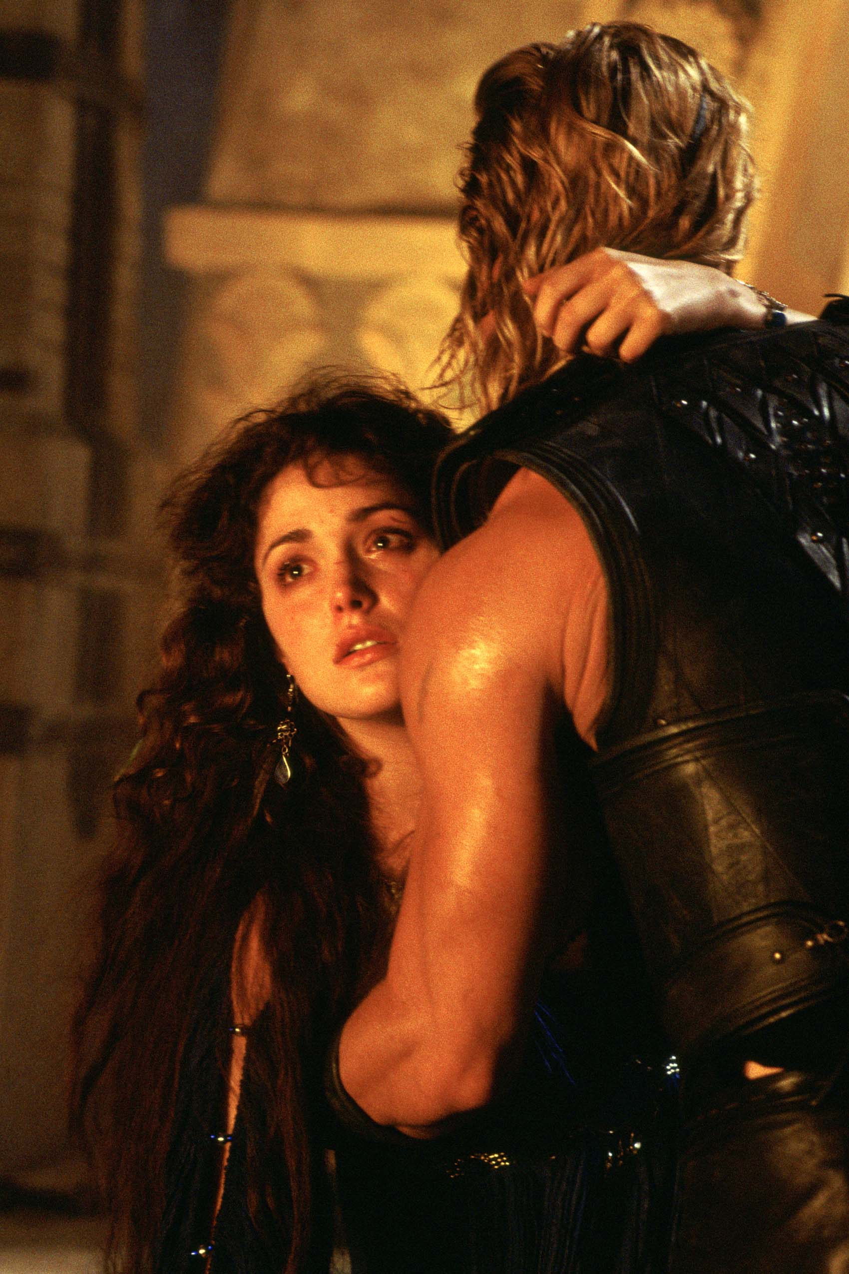 ROSE BYRNE in Troy HD Movie Scenes