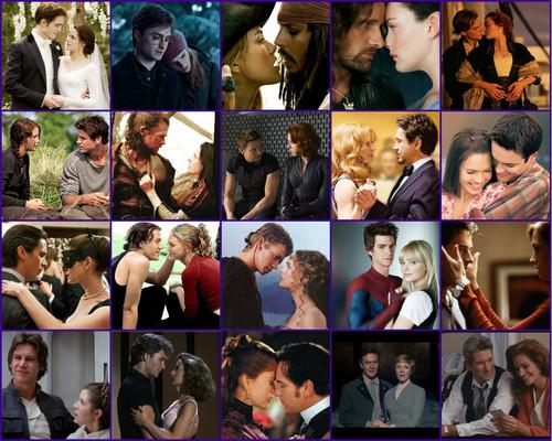 ★ Anj's fav movie couples ☆