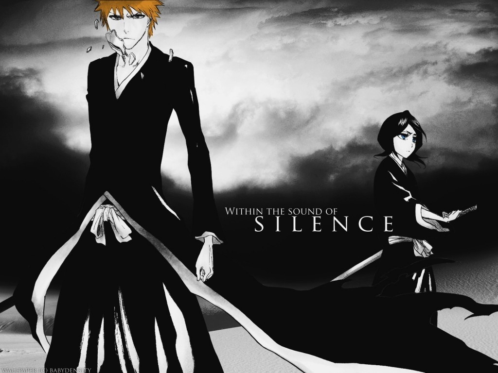 ichigo amp rukia bleach anime wallpaper 33576713 fanpop