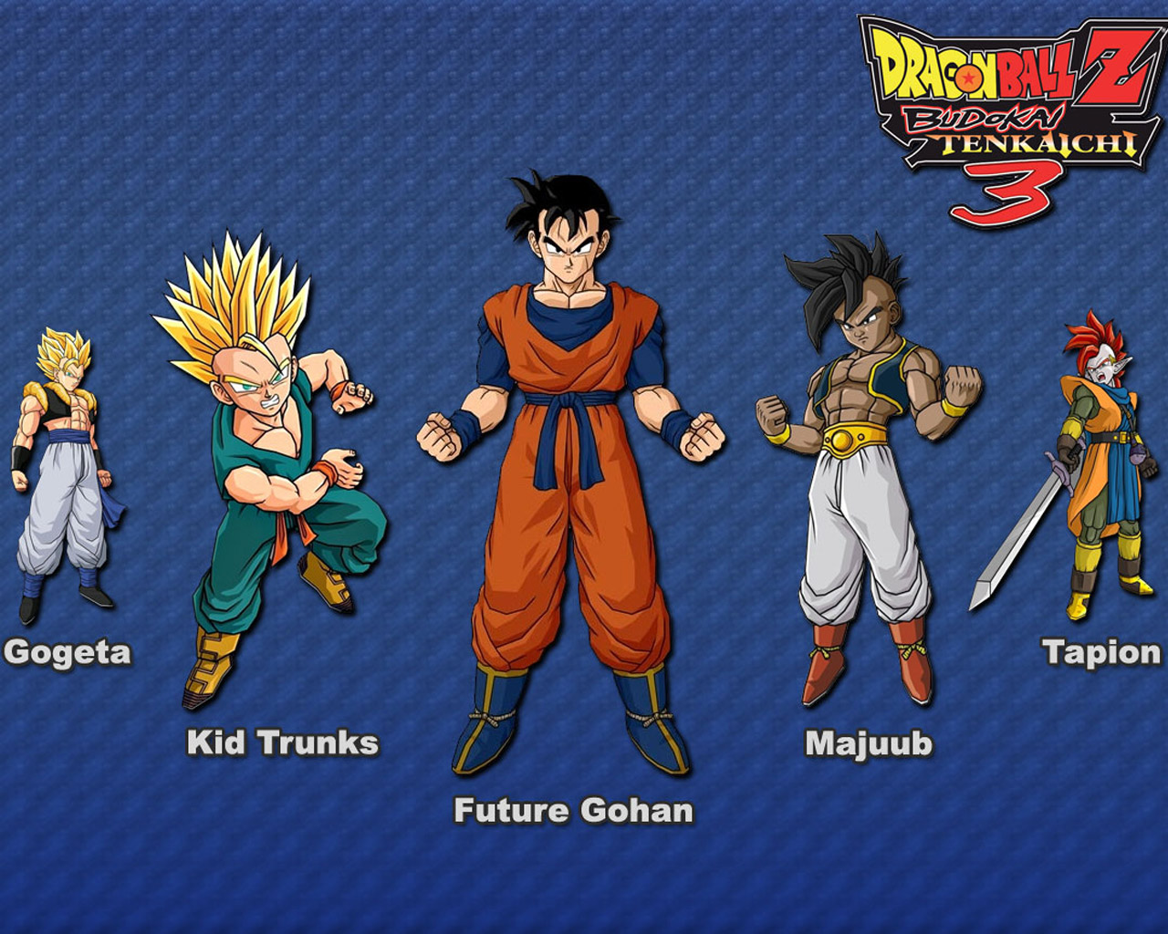 | Dragon Ball Z | XD