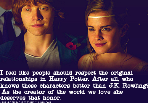 ~HP confessions~