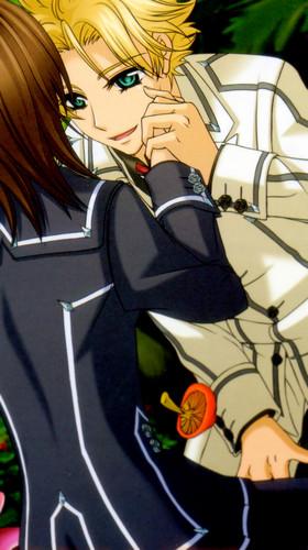 Hanabusa Aido & Yuki Kuran