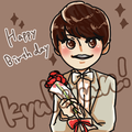 Happy Birthday Kyuhyun - cho-kyuhyun photo