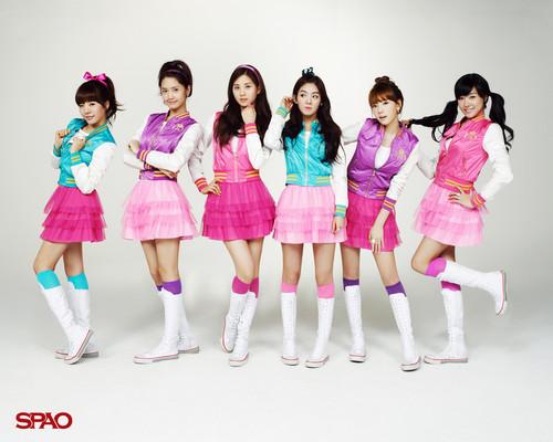 kpop 4ever wallpaper called ♥K-pop♥