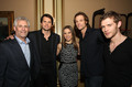  Kristoffer Polaha, Sophia Bush, Jared Padalecki and Joseph Morgan - jared-padalecki photo
