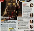 'Maison Close' - Season 1 (2010): Clippings - jemima-west photo