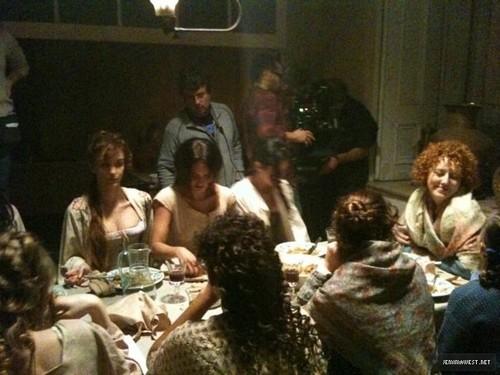 'Maison Close' - Season 1 (2010): On set