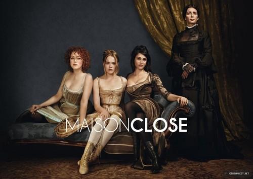 'Maison Close' - Season 1 (2010): Promotional Fotos