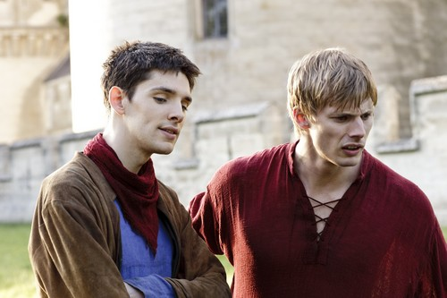 Bradley James images ''Merlin''_3 season HD wallpaper and ...