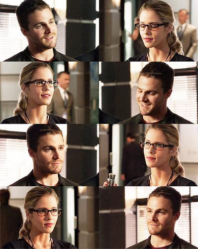 Oliver & Felicity wallpaper titled  Oliver & Felicity