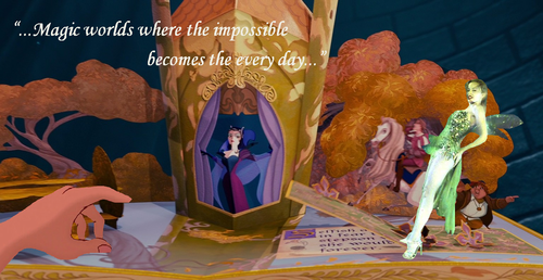 """""""Picture books, all filled with wonder..."""""""
