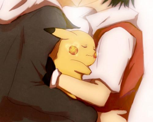 [Pokemon] Ash x Gary ~