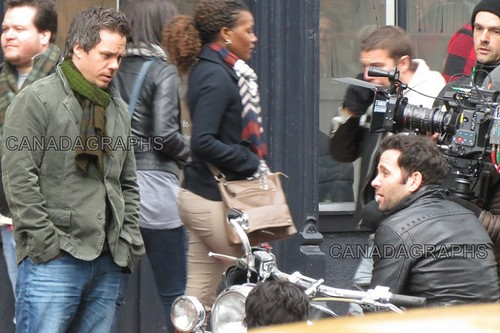 "[SET PICTURE] August and Neal 2x18 ""selfless, brave and true"""
