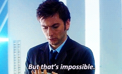 """""""That's Impossible"""""""