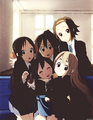 [Tumblr Art] K-ON! ~