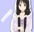 [Tumblr Art] Mio Akiyama ~