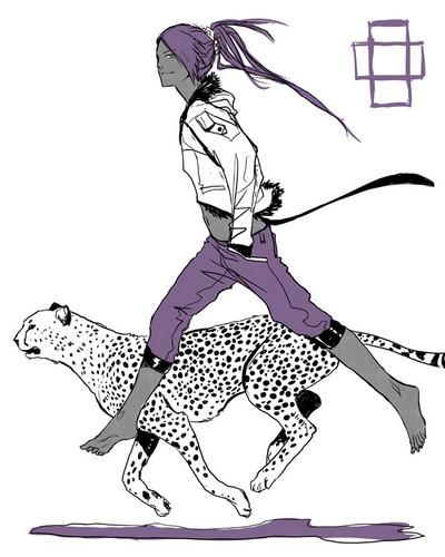 ~Yoruichi Shihouin~