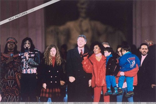 1993 Pre-Inauguration Gala For Bill Clinton