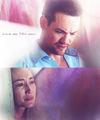 3x08 - michael-and-nikita fan art
