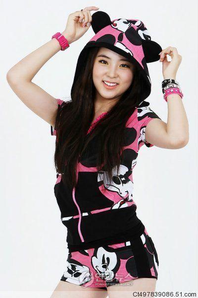 4Minute So Hyun