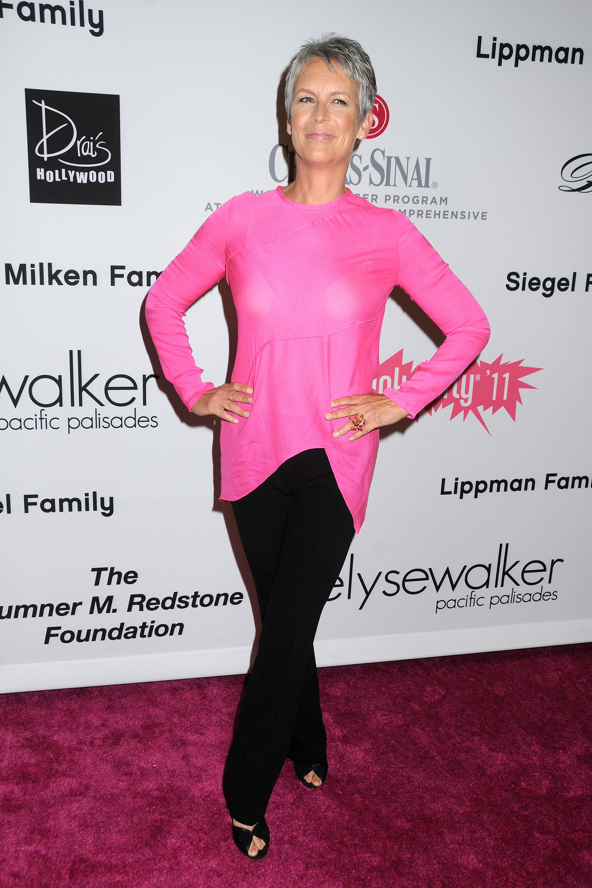 7th Annual rose Party in Los Angeles