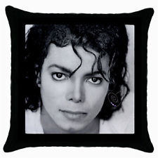 A Vintage Michael Jackson Throw cuscino