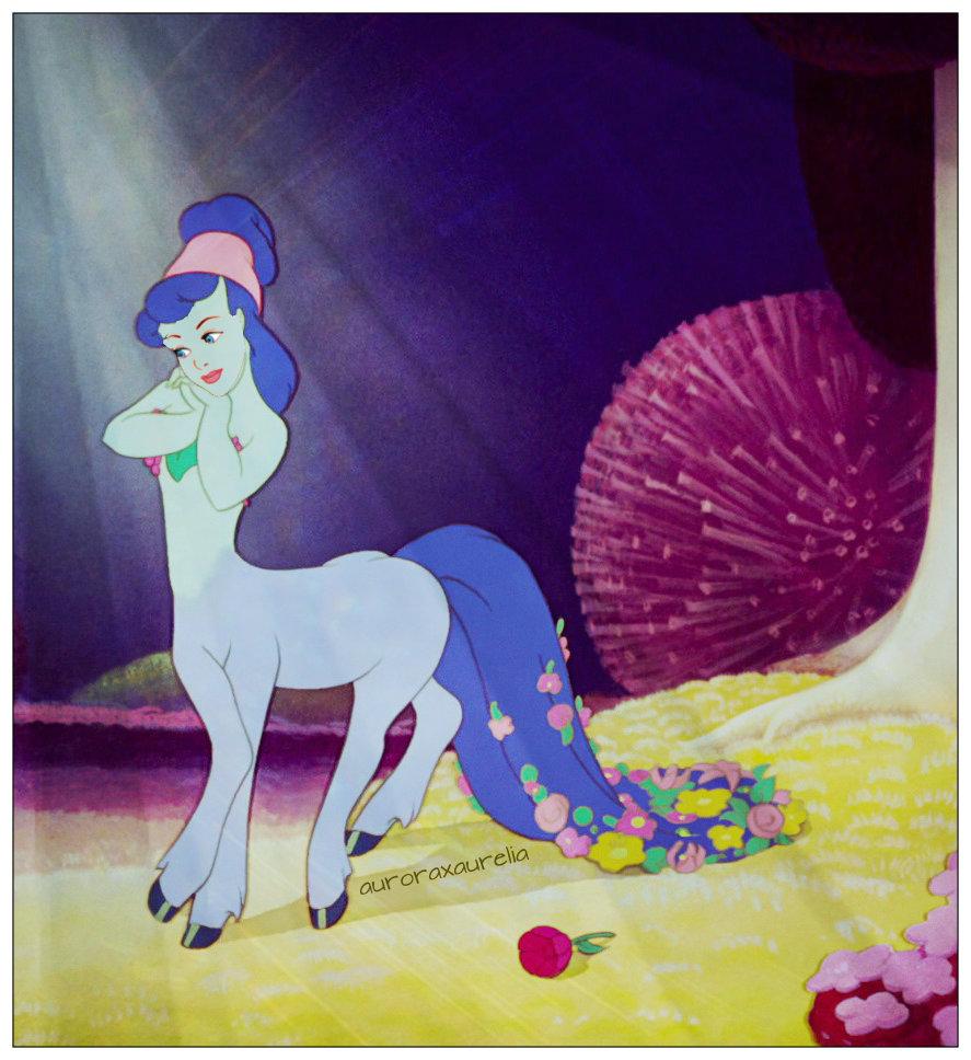 cinderella a centaur