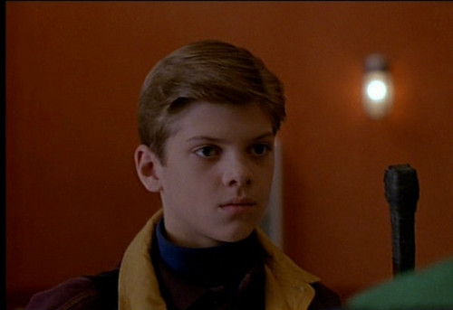Adam from the Mighty Ducks