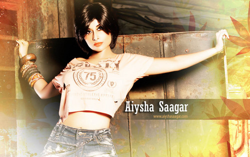 Aiysha saagar wallpapers