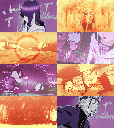 All that I have of NARUTO -ナルト- <3