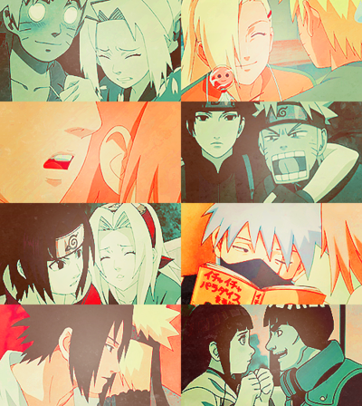 All that I have of Naruto <3