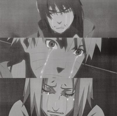 All that I have of Sasuke