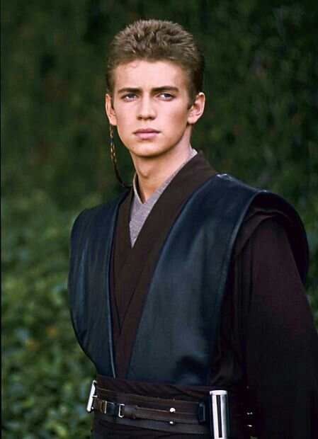 Hayden christensen anakin skywalker