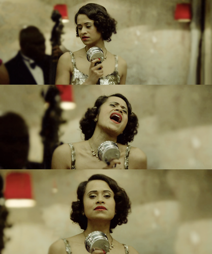 Angel Coulby Dancing on the Edge