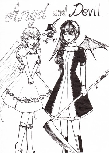 ángel and Devil