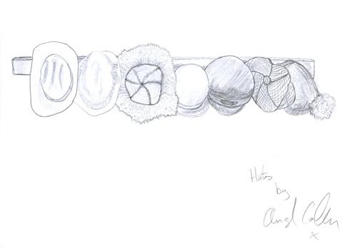 Angel's National Doodle día 2013 pic